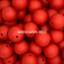 Load image into Gallery viewer, Mandarin Red