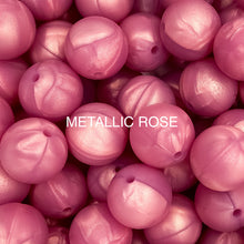 Load image into Gallery viewer, Metallic Rose