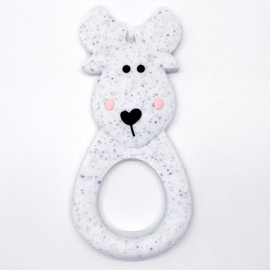 Speckled Moose Teether