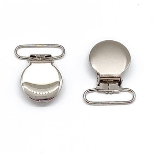 Round Metal Clips