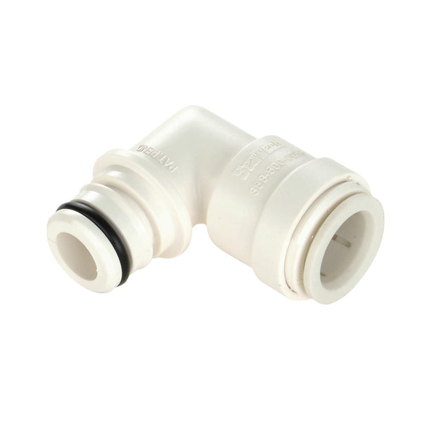 Watts 3576B-10 1/2 In Cts Plastic Elbow Pump Fitting