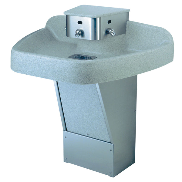 Sloan | 3 Stationary Fountain, Model EWF-43000 | 3850130