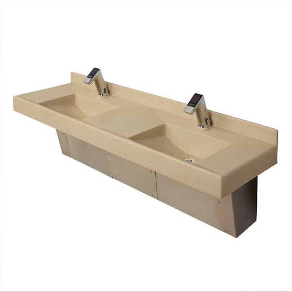 Sloan | 2 Stationary Lavatory Sinks, Model ELC-82000 | 3870823
