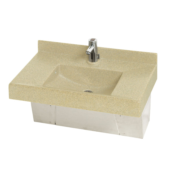 Sloan | Stationary Lavatory Sink, Model ELC81000-MSA | 3870824