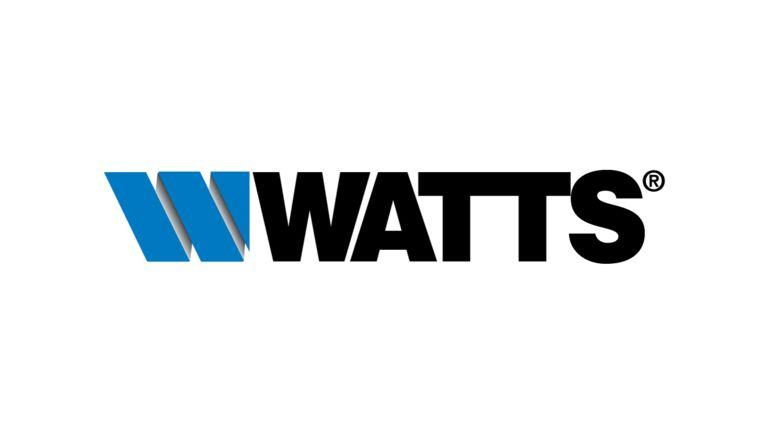 Watts RD-105 Large Area Roof Drain, Epoxy Coated Cast Iron, Flashing Clamp, Integral Gravel Stop, Self-Locking PE Dome, 5 IN No Hub Outlet