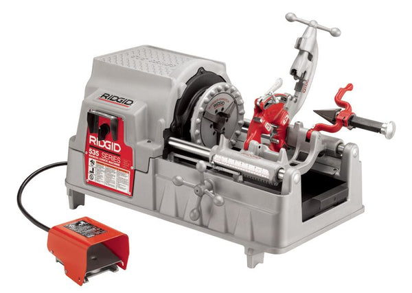 RIDGID Threading Machine 535, 115V, 54 RPM 96502
