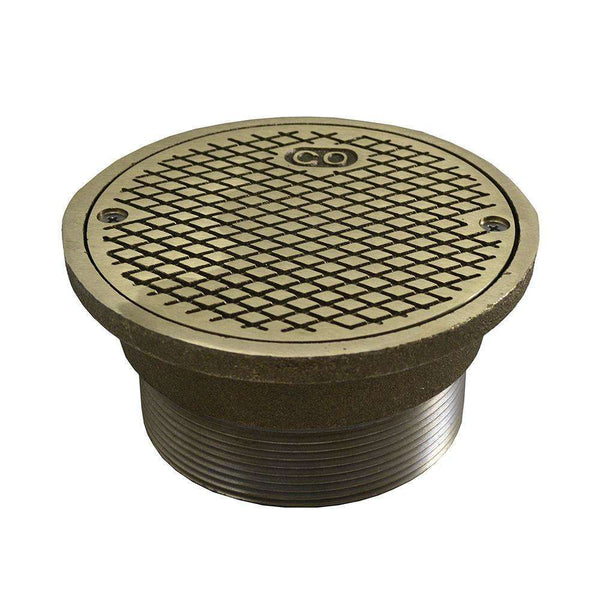 Jones Stephens C37807 4 X 6 Nb Spud Cover & 4 Plug (M/C)