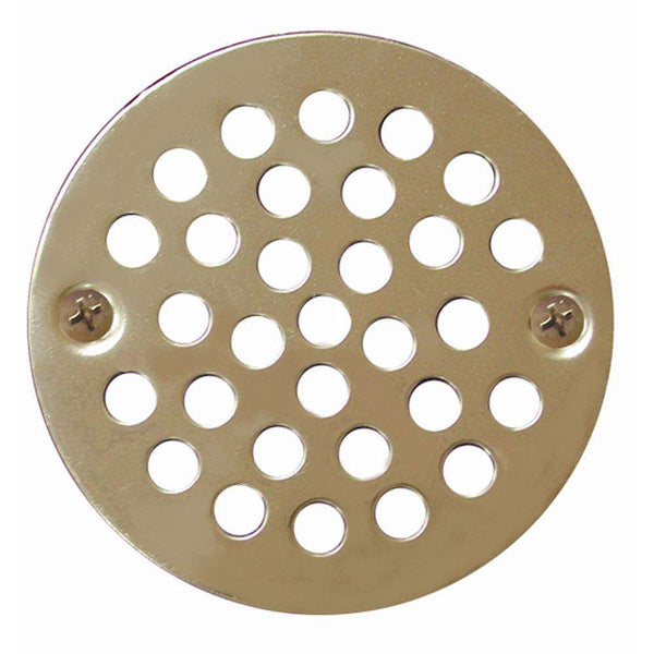 Jones Stephens C60809 Ss Stamped Coverall Strainer