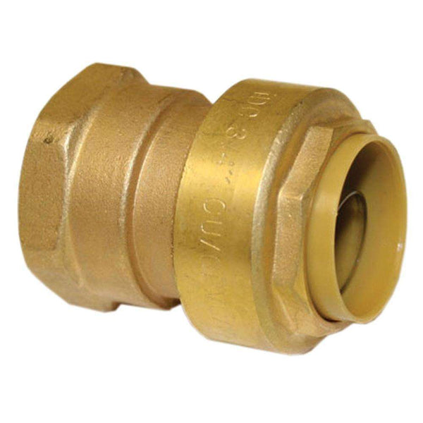 Jones Stephens C76503LF Plumbite 1/2 X 1/2 Cxf Adapter (Lead Free)