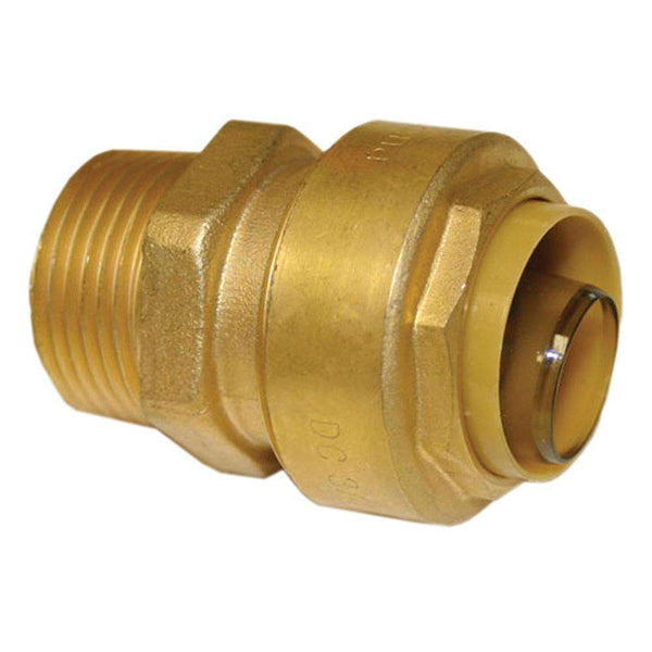 Jones Stephens C76506LF Plumbite 3/4X3/4 Cxm Adapter (Lead Free)