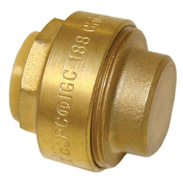 Jones Stephens C76515LF Plumbite 1/2 Cap (Lead Free)