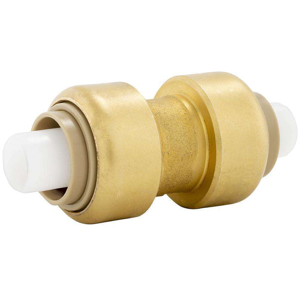 Jones Stephens C77402LF Plumbite 1 X 1 Coupling (Lead Free) Bagged