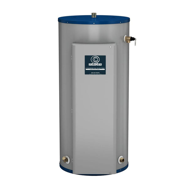 State 119 Gallon Water Heater, Sandblaster Surface Mount Thermostats w/ 20,478 BTUs