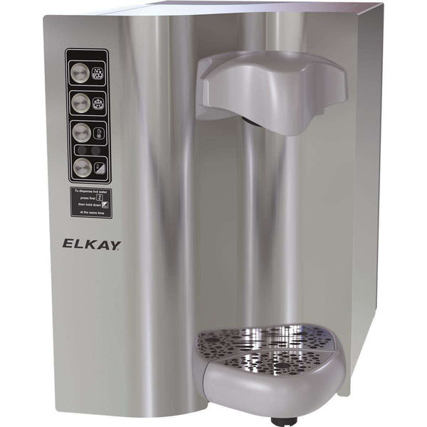 Elkay DSWH160UVPC Water Dispenser 4 GPH Hot Filtered Stainless Steel