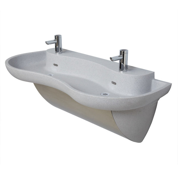 Sloan | 2 Stationary Sinks, Model ELS72275-MLG | 3870218