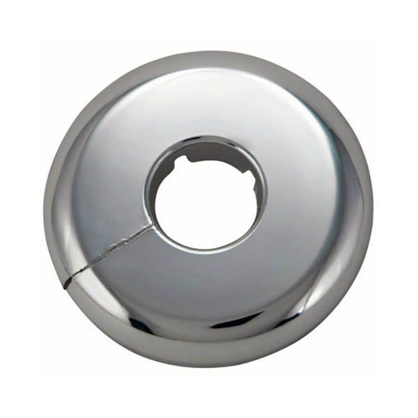 "1 1/2"" CTS Floor & Ceiling Plate Chrome Plated Plastic"