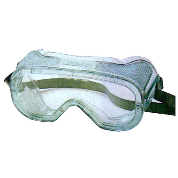 Jones Stephens G30001 Clear Safety Goggles