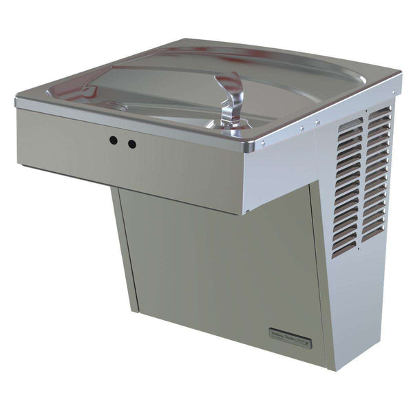 Halsey Taylor HAC8EESS-NF Wall Mount ADA Coolers Hands-Free Non-Filtered 8 GPH Stainless