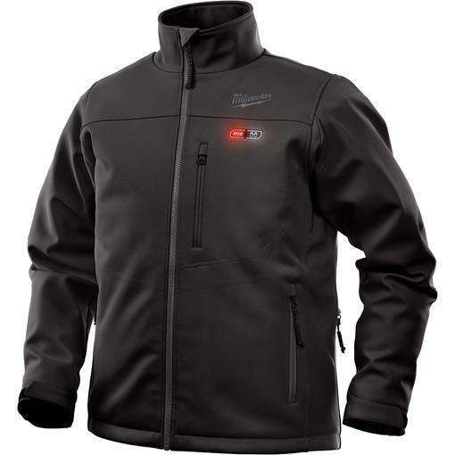 Milwaukee 202B-20XL M12 Heated TOUGHSHELL Jacket Only X-Large, Black