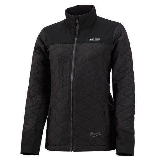 Milwaukee 233B-202X M12 Heated Women's AXIS Jacket Only 2X-Large, Black