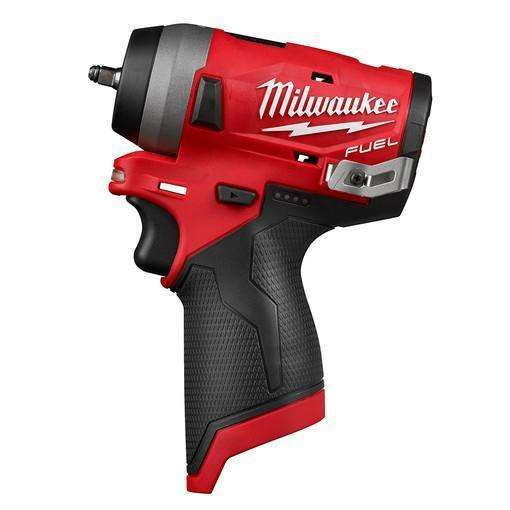 "Milwaukee 2552-20 M12 FUEL Stubby 1/4"" Impact Wrench"