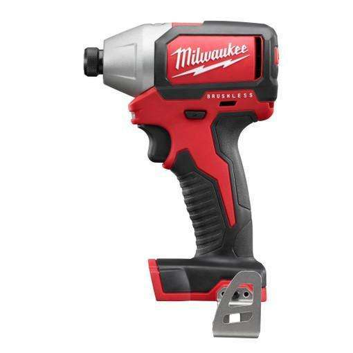 "Milwaukee 2750-20 M18 1/4"" Hex Brushless Impact Driver (Tool Only)"