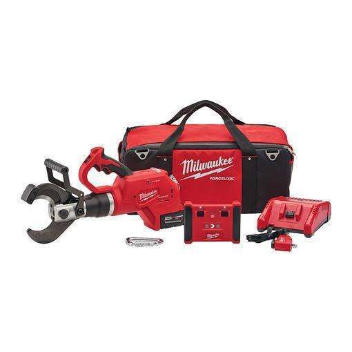 Milwaukee 2776R-21 M18 FORCE LOGIC 3€šÄù Underground Cable Cutter, Wireless Remote