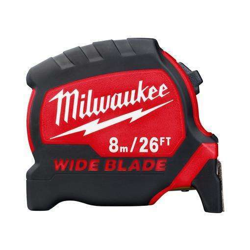 Milwaukee 48-22-0226 8m/26' Wide Blade Tape Measure