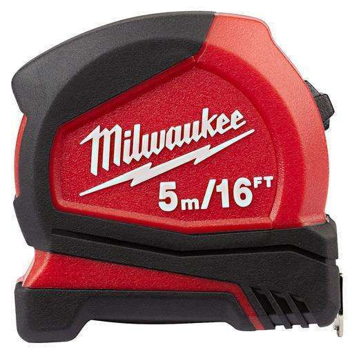 Milwaukee 48-22-6617 5m / 16' Compact Tape Measure
