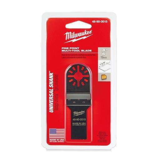 "Milwaukee 48-90-0015 3/4"" Blade"