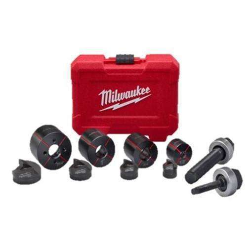 "Milwaukee 49-16-2692 Milwaukee EXACT 1/2"" to 1-1/4"" Knockout Set"