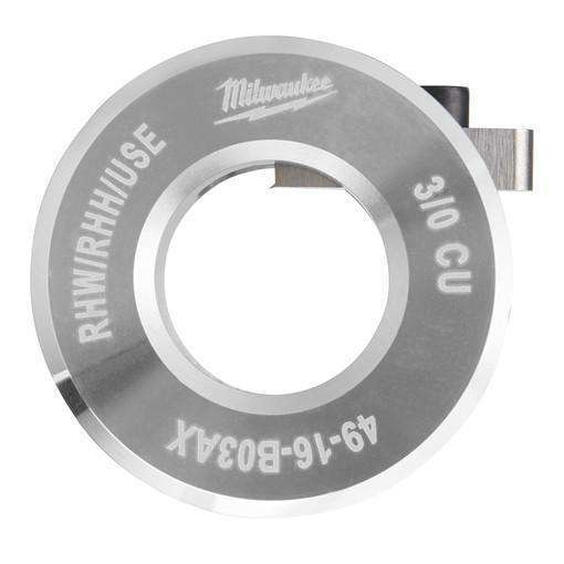 Milwaukee 49-16-B03AX 3/0 AWG Cu RHW / RHH / USE Bushing