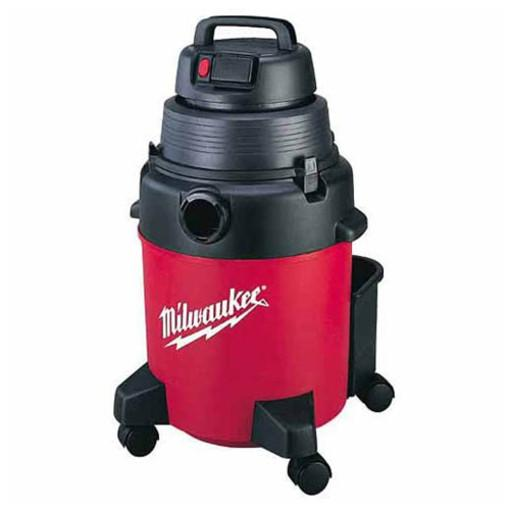 Milwaukee 8936-20 7-1/2 Gallon 1-1/3 Horsepower Wet/Dry Vacuum