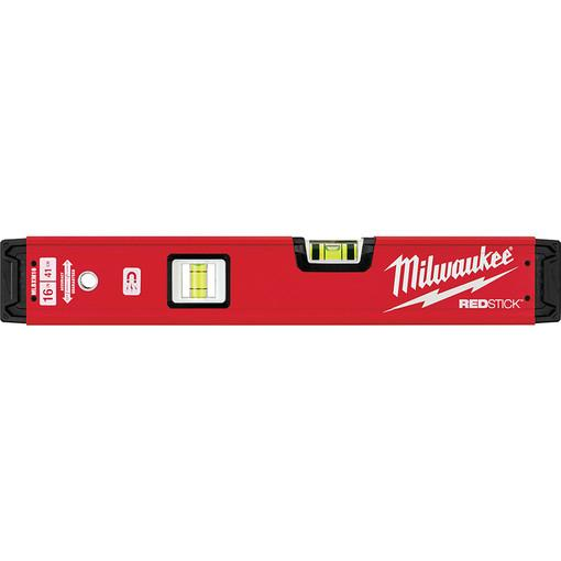 "Milwaukee MLBXM16 16"" REDSTICK Magnetic Box Level"