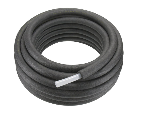 "Uponor F6041500 1 1/2"" Pre-insulated Uponor AquaPEX with 1/2"" insulation, 100-ft. coil"
