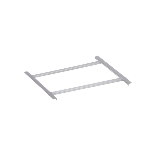 "Elkay RS-20 20"" x 20"" 18 Gauge 300 Series Stainless Steel Rack Slide"