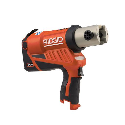 RIDGID 57418 RP 240 Compact Press Tool (TOOL ONLY), Crimp Tool, Rp 240 Tool Only