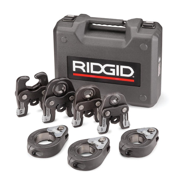 "Standard Jaws and Rings | ½"" - 2"" Kit"