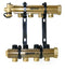 Uponor A2660200 TruFLOW Jr. Assembly, Balancing Valves and Valveless, 2-loop