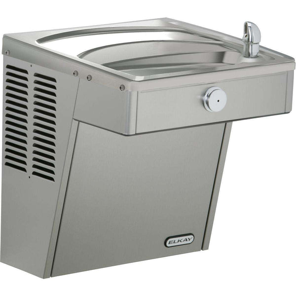 Elkay VRC8S Coolers Wall Mount ADA Vandal-Resistant Non-Filtered 8 GPH Stainless