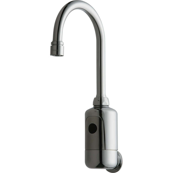 Chicago Faucets 116.114.Ab.4 Hytr84 Ab Ir Wallmount Ac Int Mix