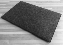 Load image into Gallery viewer, Soft Charcoal Felt Sleeve