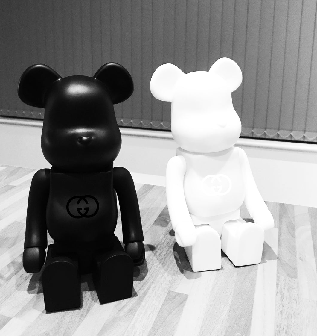Gucci Style Bearbrick Toy
