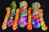 Sunshine & Rainbows Sock Set with 20g Mini Skein