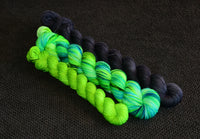 Jive Colour work Set - 2x50g & 20g mini skein