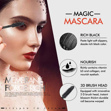 Load image into Gallery viewer, 4D Silk Fiber Mascara