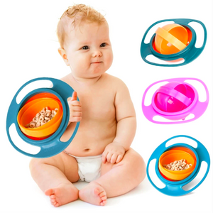 Magic Baby Bowl (360º Rotation)