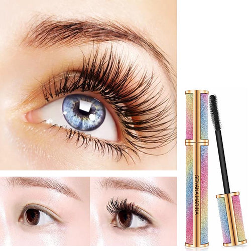 【Christmas Limited Edition】Dazzling Starry 4D Silk Fiber Mascara