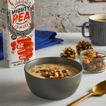 Mighty Mince Pie Porridge