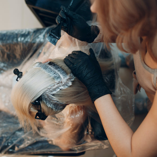 how to care for dyed hair dyeing hair process
